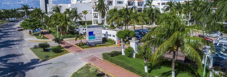 ESTACIONAMENTO Beachscape Kin Ha Villas & Suites Cancún Cancún